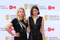 Paloma Faith and Emma Corrin, Virgin Media British Academy (BAFTA) Television Awards, Royal Festival Hall, London, UK, 12 May 2019, Photo by Richard Goldschmidt