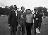 1958 Athletics at Santry Stadium