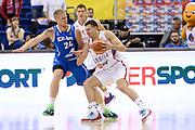 DESCRIZIONE : Berlino Berlin Eurobasket 2015 Group B Serbia Islanda <br /> GIOCATORE :  Nemanja Nedovic<br /> CATEGORIA : Controcampo penetrazione difesa<br /> SQUADRA : Serbia<br /> EVENTO : Eurobasket 2015 Group B <br /> GARA : Serbia Islanda <br /> DATA : 08/09/2015 <br /> SPORT : Pallacanestro <br /> AUTORE : Agenzia Ciamillo-Castoria/I.Mancini <br /> Galleria : Eurobasket 2015 <br /> Fotonotizia : Berlino Berlin Eurobasket 2015 Group B Serbia Islanda