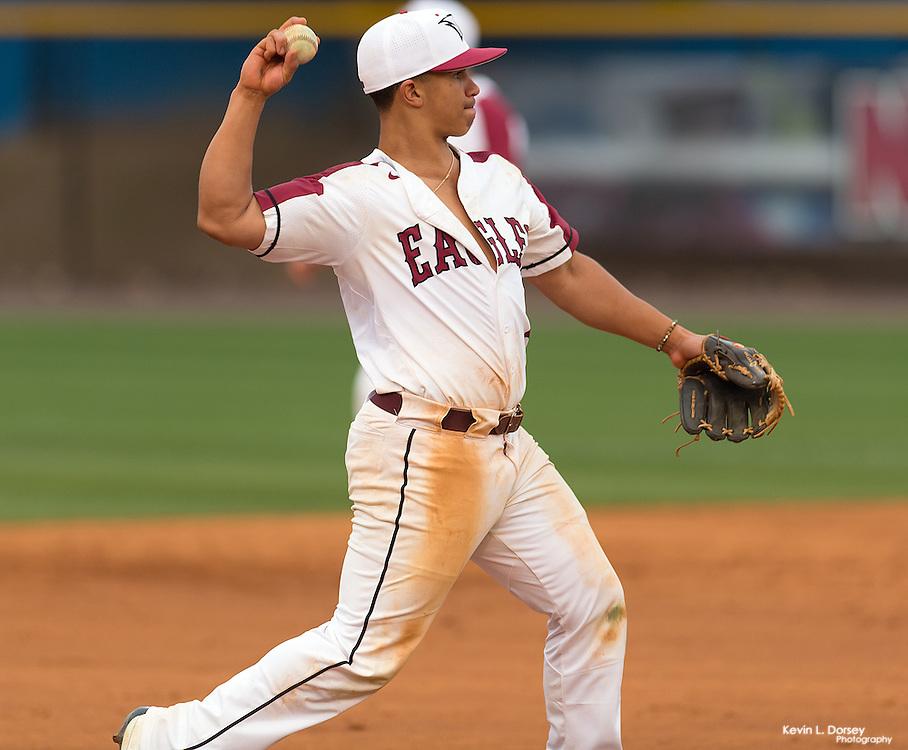 NCCU Baseball vs Navy \ Photo by: Kevin L. Dorsey