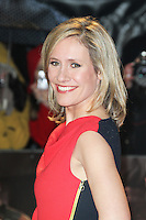 Sophie Raworth, A Good Day To Die Hard - UK Film Premiere, Empire Cinema Leicester Square, London UK, 07 February 2013, (Photo by Richard Goldschmidt)