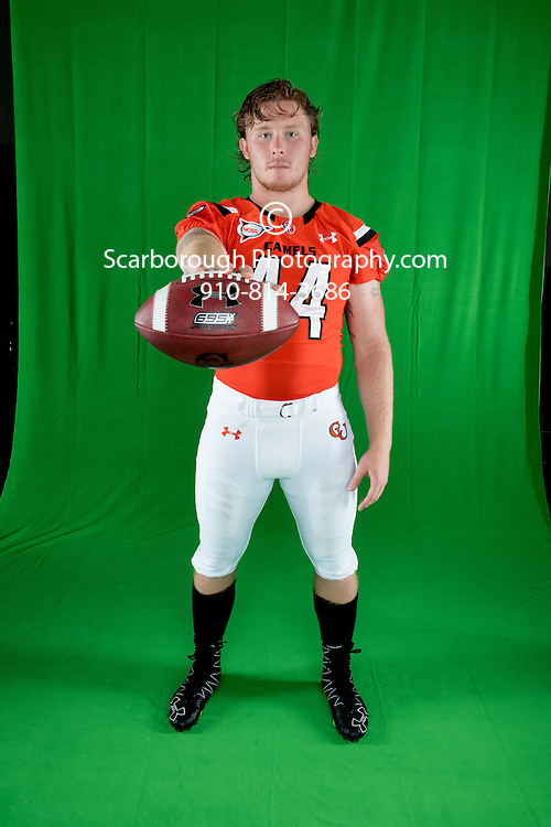 2016 Campbell University Football Promo Green Screen