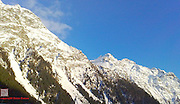 Arlberg mountains
