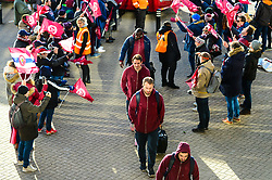 Bordeaux-Begles arrive - Mandatory by-line: Dougie Allward/JMP - 18/01/2020 - RUGBY - Ricoh Arena - Coventry, England - Wasps v Bordeaux-Begles - European Rugby Challenge Cup