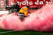 ENSCHEDE - 17-12-2016, FC Twente - AZ, Grolsch Velst Stadion, rookbom,