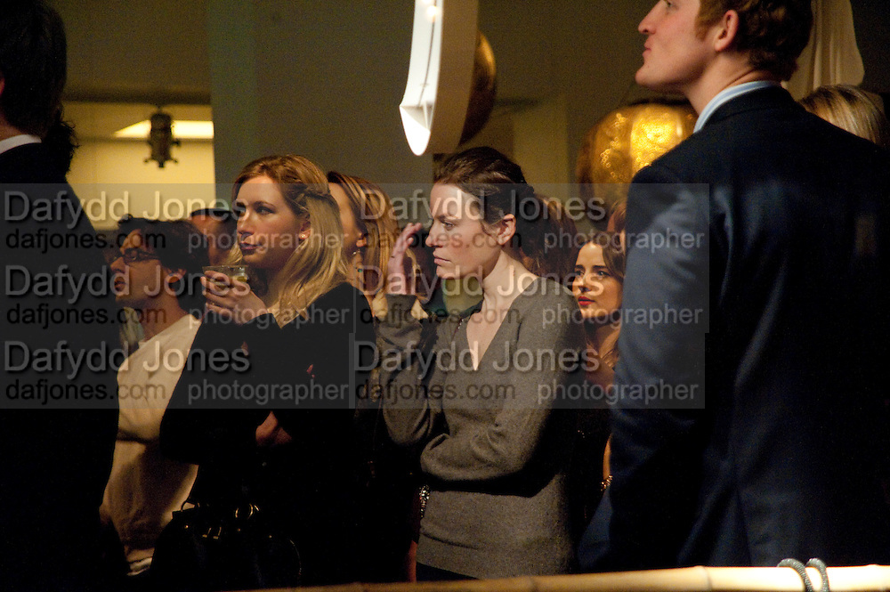 Jessica Craig AMONGST OTHERS LISTENING TO SPEECHES, The Henry Von Straubenzee Memorial Fund, <br /> Few And Far, 242 Brompton Road, London SW3, 11 February 2010.