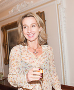 DAISY WAUGH, The Literary Review Bad Sex fiction award 2012. The In and Out Club, 4 St. james's Sq. London. 4 December 2012