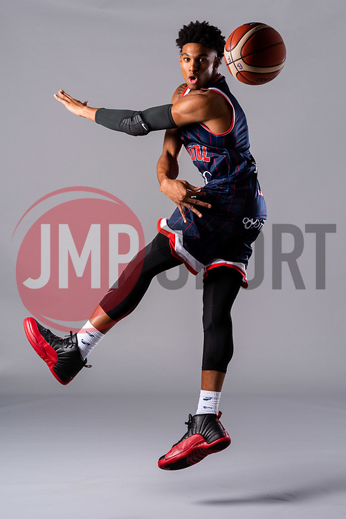 Justin Gray - Ryan Hiscott/JMP - 19/09/2018 - BASKETBALL- Ashton Gate Stadium - Bristol, England - Bristol Flyers Media Day