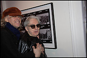 SIR BOB GELDOF; CHRIS STEIN, Chris Stein / Negative: Me, Blondie, and The Advent of Chris Stein / Negative: Me, Blondie, and The Advent of Punk - private view, Somerset House, the Strand. London. 5 November 2014.