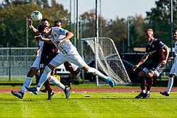 during football match between NK Triglav and NK CB24 Tabor Sezana in 15th Round of Prva liga Telekom Slovenije 2019/20, on October 26, 2019 in Sportni park Kranj, Kranj, Slovenia. Photo Grega Valancic / Sportida