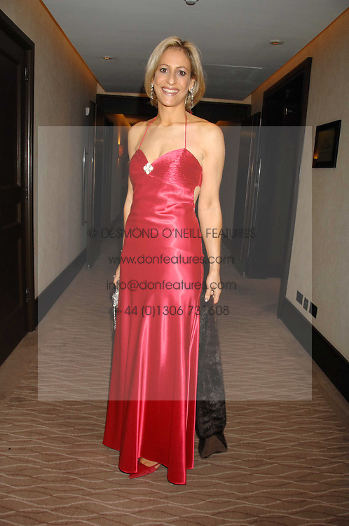 News presenter EMILY MAITLIS at the 2007 Costa Book Awards held at The Intercontinental Hotel, One Hamilton Place, London W1 on 22nd January 2008.<br /><br />NON EXCLUSIVE - WORLD RIGHTS (EMBARGOED FOR PUBLICATION IN UK MAGAZINES UNTIL 1 MONTH AFTER CREATE DATE AND TIME) www.donfeatures.com  +44 (0) 7092 235465