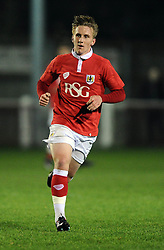- Photo mandatory by-line: Joe Meredith/JMP - Mobile: 07966 386802 - 05/11/2014 - SPORT - Football - Oxford - Loop Meadow Stadium - Oxford United v Bristol City - FA Youth Cup