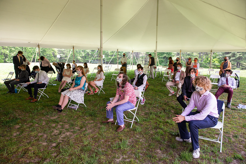 Maine Coast Waldorf School<br /> High School Graduation