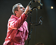 Liam Gallagher Glasgow 2017