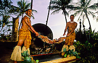 Drums of the Pacific Luau, Hyatt Regency Maui, Kaanapali Beach Resort, Maui, Hawaii USA
