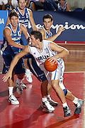 BORMIO, GIUGNO 2004<br /> AMICHEVOLI PRE OLIMPIADI ATENE 2004<br /> NELLA FOTO: ALEX RIGHETTI<br /> FOTO CIAMILLO