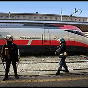 Inaugurazione Freccia Rossa Torino Milano