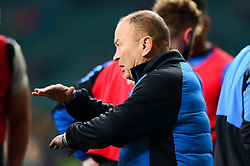 England head coach Eddie Jones - Mandatory by-line: Dougie Allward/JMP - 24/11/2018 - RUGBY - Twickenham Stadium - London, England - England v Australia - Quilter Internationals