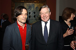 A reception to celebrate the arrival of Deborah Swallow as Director of the Courtauld Institute of Art was held at Somerset House, Strand, London on 9th December 2004.<br />