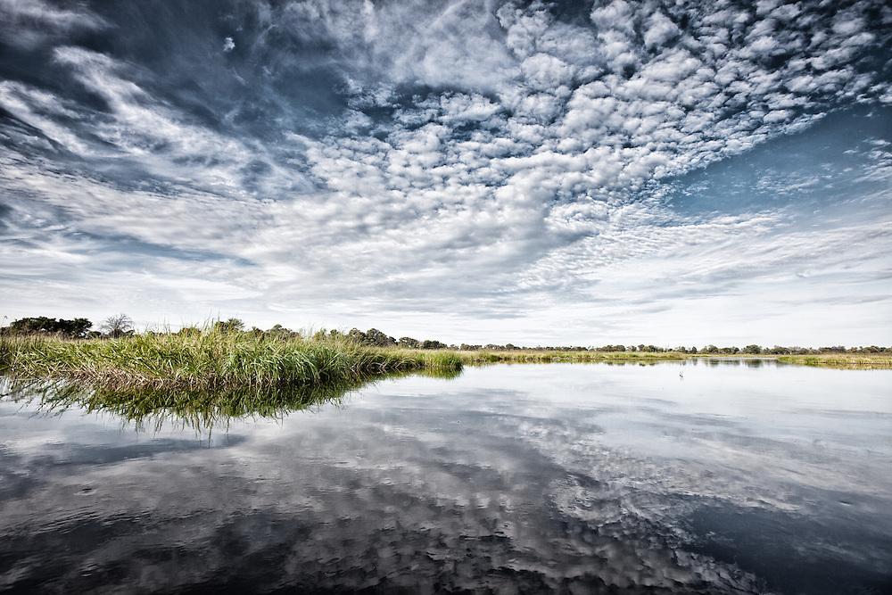Brian Braun Photography - Botswana Delta River.