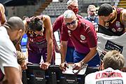 Walter De Raffaele<br /> A X Armani Exchange Olimpia Milano - Umana Reyer Venezia<br /> Eurosport Supercoppa 2020 - Final Four - Semifinale<br /> LBA Legabasket 2020/2021<br /> Bologna, 18/09/2020<br /> Foto L.Canu / Ciamillo-Castoria