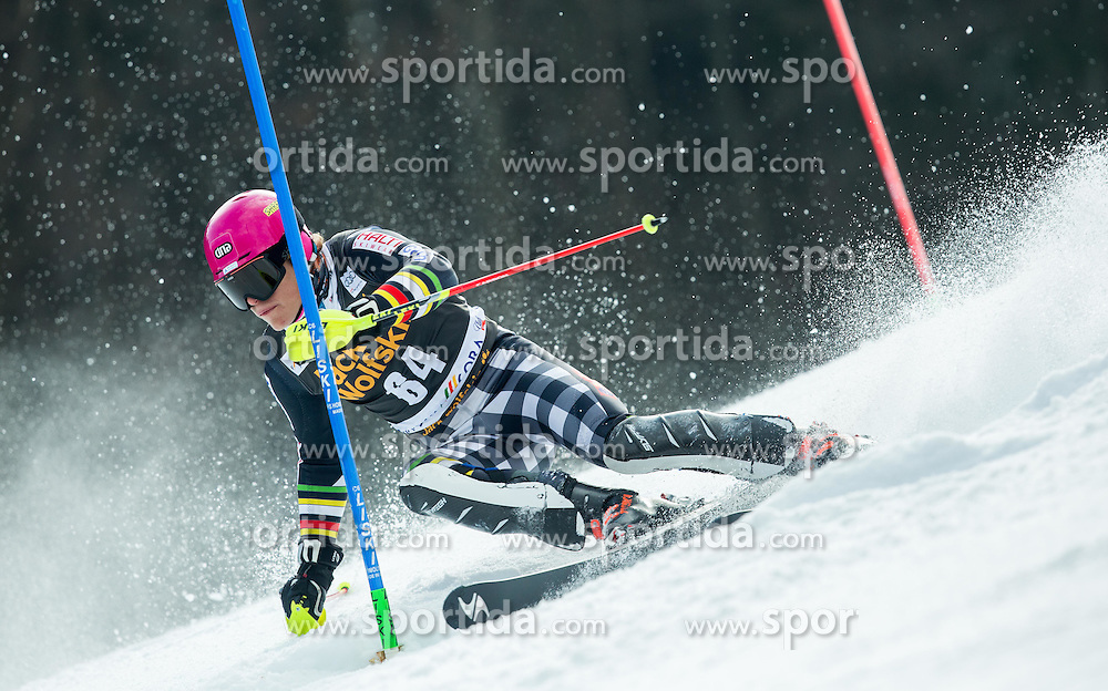 HENTTINEN Jens of Finland competes during 1st Run of Men Slalom race of FIS Alpine Ski World Cup 54th Vitranc Cup 2015, on March 15, 2015 in Kranjska Gora, Slovenia. Photo by Vid Ponikvar / Sportida
