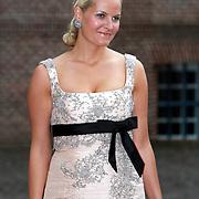 NLD/Apeldoorn/20070901 - Viering 40ste verjaardag Prins Willem Alexander, aankomst Princess Mette Marit of Norway