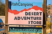Desert Adventure Store, Escalante, Utah