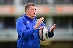 Stuart Hooper Director of Rugby of Bath - Mandatory by-line: Alex James/JMP - 28/09/2019 - RUGBY - Recreation Ground - Bath, England - Bath Rugby v Worcester Warriors - Premiership Rugby Cup