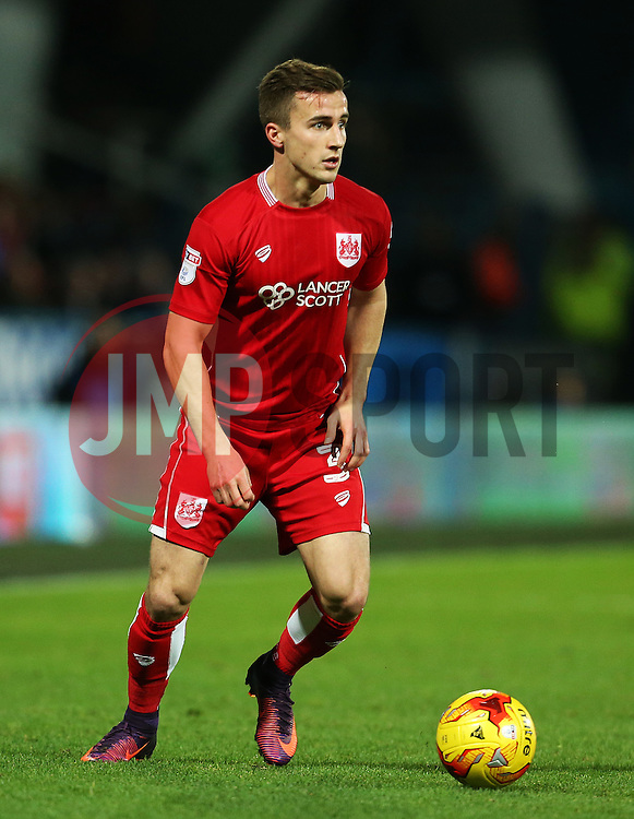 Joe Bryan of Bristol City - Mandatory by-line: Matt McNulty/JMP - 10/12/2016 - FOOTBALL - The John Smith's Stadium - Huddersfield, England - Huddersfield Town v Bristol City - Sky Bet Championship
