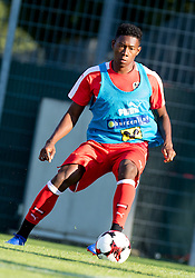 30.08.2016, Ernst Happel Stadion, Wien, AUT, FIFA WM Qualifikation, Georgien vs Oesterreich, Gruppe D, Training Oesterreich, im Bild  David Alaba // during a training session of Team Austria (AUT) in front of the FIFA World Cup Qualifier Match between Georgia and Austria at the Ernst Happel Stadion, Vienna, Austria on 2016/08/30. EXPA Pictures © 2016, PhotoCredit: EXPA/ Sebastian Pucher