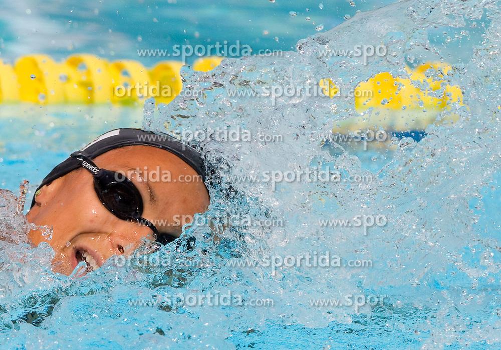 Nina Sovinek  during 10th International Swimming Competition Veronika 2011, on July 16, 2011, in Pod skalco pool, Kamnik, Slovenia. (Photo by Vid Ponikvar / Sportida)