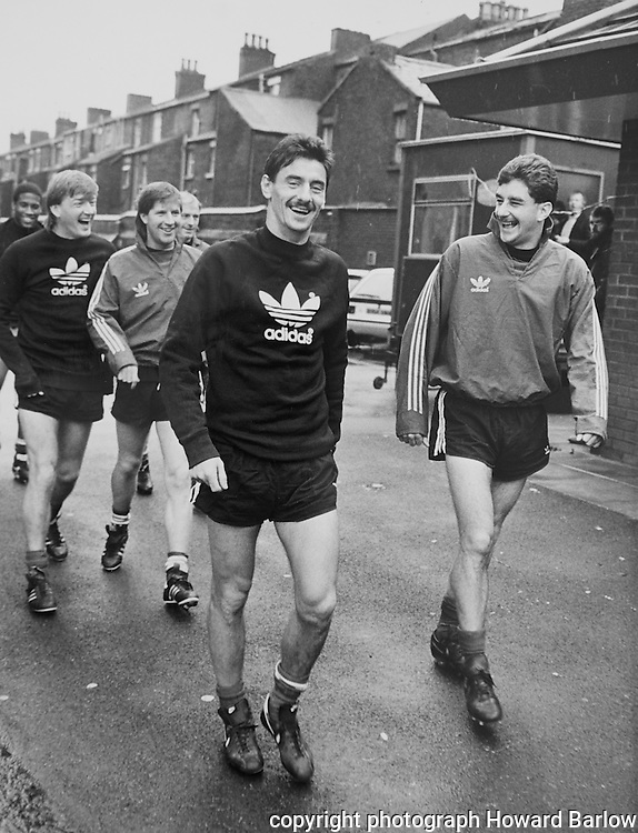 Ian Rush and John Aldridge  1987