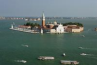 1566-1610, Venice, Italy --- San Giorgio Maggiore --- Image by © Owen Franken/Corbis