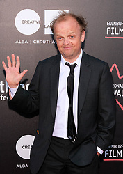 Edinburgh International Film Festival, Saturday 24th June 2017<br /> <br /> KALEIDESCOPE UK PREMIERE<br /> <br /> Toby Jones<br /> <br /> (c) Alex Todd | Edinburgh Elite media
