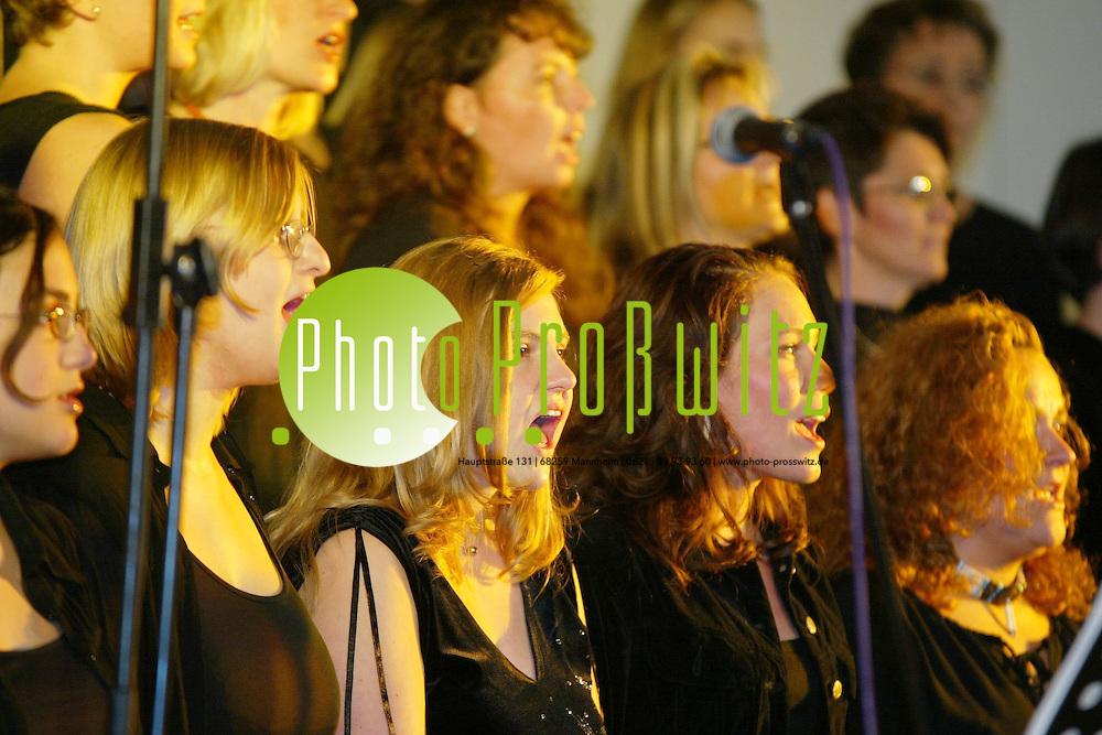 Mannheim. St. Sebastian Konzert. F&uuml;r Verlosung. Bild vom 20.10.02<br /> <br /> Bild: Markus Pro&szlig;witz