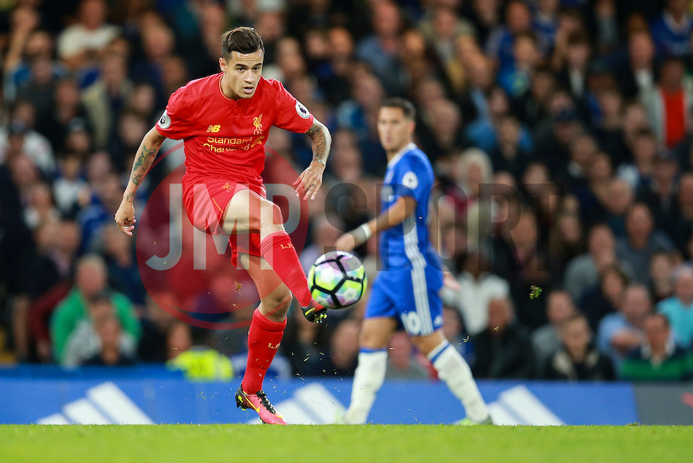 Philippe Coutinho of Liverpool - Mandatory by-line: Jason Brown/JMP - 16/09/2016 - FOOTBALL - Stamford Bridge - London, England - Chelsea v Liverpool - Premier League