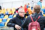 SWIDNIK, POLEN 2017-06-17<br /> Janne Andersson under sverige U21landslags tr&auml;ning p&aring; Stadion Miejski den 17 juni, 2017.<br /> Foto: Nils Petter Nilsson/Ombrello<br /> Fri anv&auml;ndning f&ouml;r kunder som k&ouml;pt U21-paketet.<br /> Annars Betalbild.<br /> ***BETALBILD***
