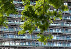 THEMENBILD - Allgemeines Krankenhaus Wien (AKH). Aufgenommen am 30.07.2015 in Wien, Österreich // General Hospital in Vienna. Austria on 2015/07/30. EXPA Pictures © 2015, PhotoCredit: EXPA/ Michael Gruber