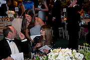 KEVIN SPACEY; ELIZABETH SALTZMAN; MISCHA BARTON; , The Ormeley dinner in aid of the Ecology Trust and the Aspinall Foundation. Ormeley Lodge. Richmond. London. 29 April 2009