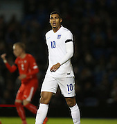 Ruben Loftus-Cheek (Chelsea), England U21 during the UEFA European Championship Under 21 2017 Qualifier match between England and Switzerland at the American Express Community Stadium, Brighton and Hove, England on 16 November 2015.