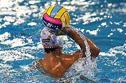 July 24, 2018 - Barcelona, Spain - match between Spain and Greece, corresponding to the women group stage of the European Water Polo Championship, on 19th July, 2018, in Barcelona, Spain. (Credit Image: © Joan Valls/NurPhoto via ZUMA Press)