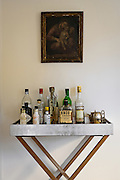 Bar with Madonna and Child
