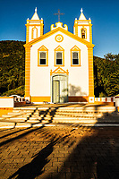 Igreja Nossa Senhora da Lapa, inaugurada em 1806, no Ribeirão da Ilha. Florianópolis, Santa Catarina, Brasil. / Nossa Senhora da Lapa Church, inaugurated in 1806, in Ribeirao da Ilha district. Florianopolis, Santa Catarina, Brazil.