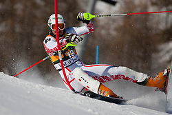 12.12.2010, The Bellevarde race piste, Val D Isere, FRA, FIS World Cup Ski Alpin, Men, Slalom, im Bild PRANGER Manfred AUT  crashes out of the race whilst competing in the FIS alpine skiing world cup slalom race on the Bellevarde race piste Val D'Isere. EXPA Pictures © 2010, PhotoCredit: EXPA/ M. Gunn