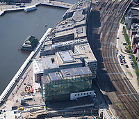 AMSTERDAM -  Bibliotheek, conservatorium,      COPYRIGHT  KOEN SUYK