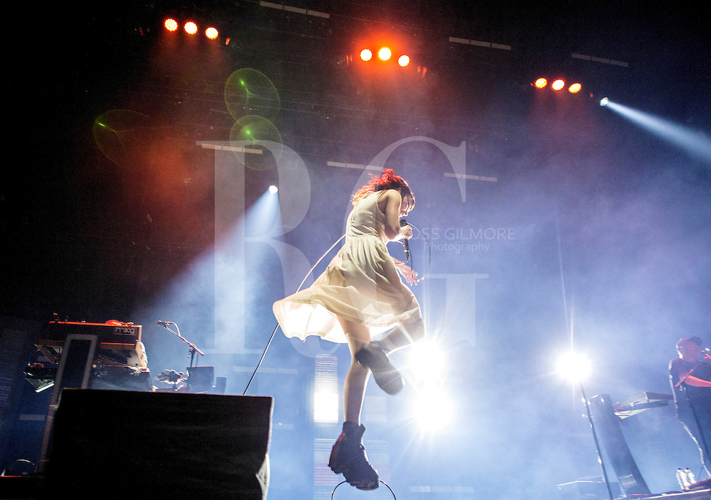 Jack Garratt performs at the 02 ABC in Glasgow,Scotland
