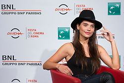 ITALY OUT - Eva De Dominici attends the ' Sangre Blanca ' photocall during the 13th Rome Film Fest at Auditorium Parco Della Musica on October 19, 2018 in Rome, Italy. Photo by Alessia Paradisi/ABACAPRESS.COM