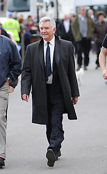 © Licensed to London News Pictures. 24/04/2013..Saltburn, Cleveland..Actor Martin Shaw pictured during filming on the set of Inspector George Gently in Saltburn, Cleveland. The actor is currently filming the seventh series of the popular BBC drama...Photo credit : Ian Forsyth/LNP