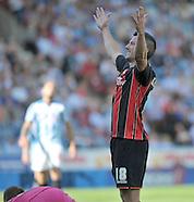 Huddersfield Town v Bournemouth 090814